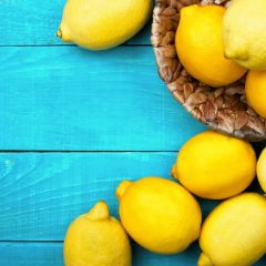 Detox Foods: Loving The Lemons..?