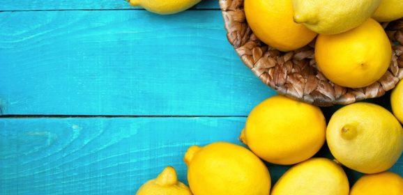 Detox Foods: Loving The Lemons..?